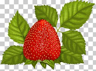 Juice Strawberry Fruit Leaf PNG