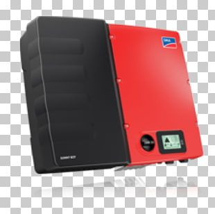 SMA Solar Technology Power Inverters Photovoltaic System Solar Inverter Photovoltaics PNG