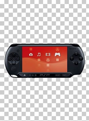 PSP-E1000 PlayStation Universal Media Disc Video Game Consoles PNG