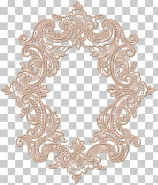 Frames Painting Lace Photography PNG
