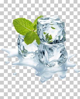 Juice Mint Flavor Water PNG