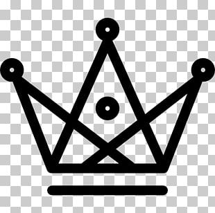 Computer Icons Crown Triangle PNG