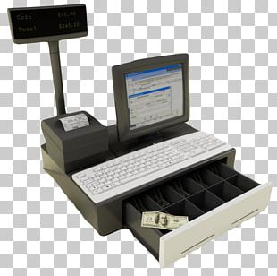Computer Keyboard Cash Register 3D Modeling 3D Computer Graphics PNG