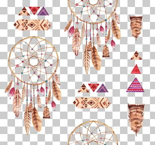 Dreamcatcher Poster Boho-chic PNG