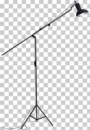Lighting Microphone Stands PNG