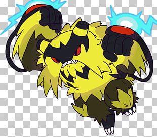 Pokémon X And Y Pokémon Colosseum Pokémon Platinum Electivire PNG