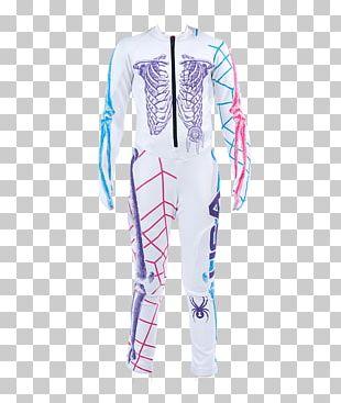 Spyder Ski Suit Slalom Skiing International Ski Federation PNG