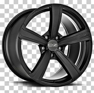 Black Rhinoceros Car Wheel Spoke PNG