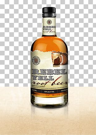 Bourbon Whiskey American Whiskey Rebel Yell Blended Whiskey PNG