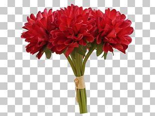 Flower Bouquet Cut Flowers Artificial Flower Floristry PNG