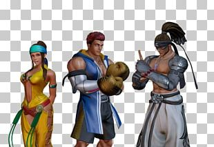 The King Of Fighters XIV South America Team Fatal Fury Art PNG