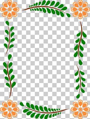 Floral Design Leaf Flower PNG