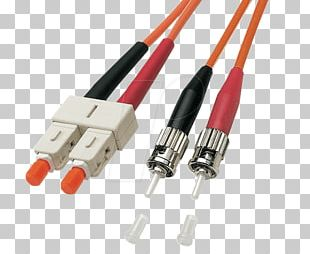 Network Cables Optical Fiber Connector Patch Cable Multi-mode Optical Fiber PNG