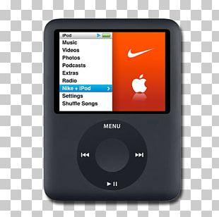 IPod Touch IPod Shuffle Nike+ IPod Nano PNG