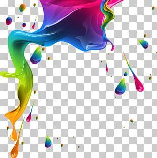 Paint Illustration PNG