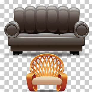 Table Couch Loveseat Chair Illustration PNG