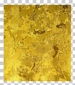 Texture Mapping Gold Leaf PNG