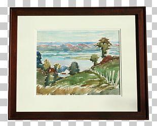 Watercolor Painting Watercolor Landscape Landscape Painting PNG