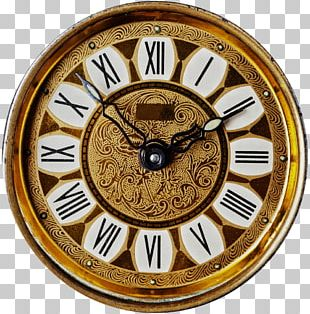 Alarm Clock Antique Stock Photography PNG