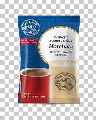 Horchata Masala Chai Frappé Coffee Milkshake PNG