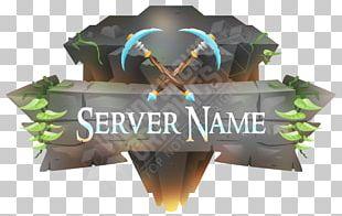 Minecraft Logo Computer Servers Emblem Graphic Design PNG