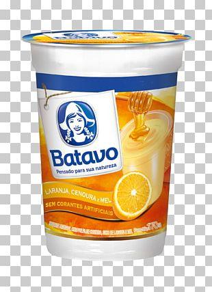 Orange Juice Batavo Dairy Products Yoghurt PNG