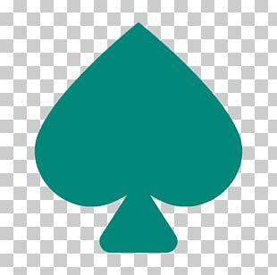 Green Leaf Circle PNG