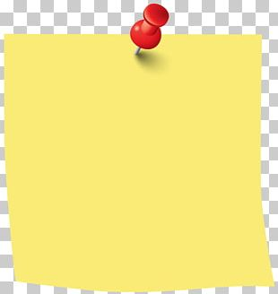 Paper Post-it Note Drawing PNG