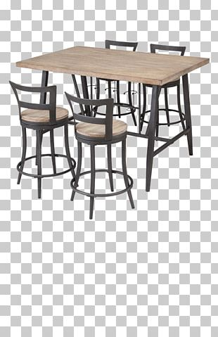Table Kitchen Chair Furniture Bar Stool PNG