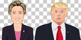 Hillary Clinton Donald Trump Trump Vs. Clinton Politician Voting PNG