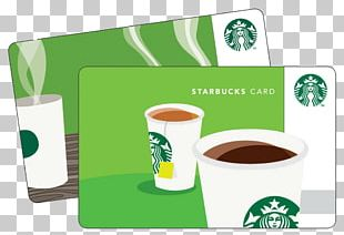 Coffee Cup Gift Card Starbucks PNG