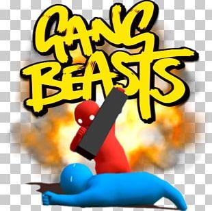 Gang Beasts Game Melee Boneloaf YouTube PNG