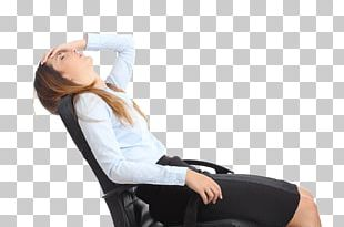 Office Chair Stock Photography Sitting PNG