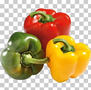 Bell Pepper Vegetable Food Chili Pepper Cayenne Pepper PNG