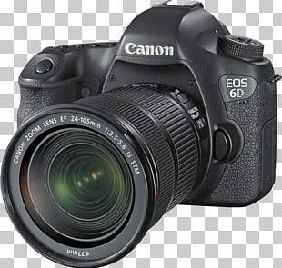 Canon EOS 6D Canon EF 24–105mm Lens Canon EOS 5D Mark IV Canon EF Lens Mount Canon EF-S 18–55mm Lens PNG