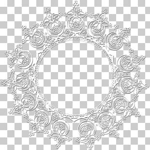 Lace Drawing Sticker PNG