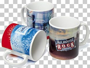 Magic Mug Dye-sublimation Printer Printing Heat Press PNG