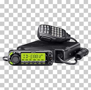 D-STAR Amateur Radio Icom Incorporated Mobile Radio PNG