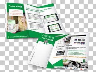 Tríptic Paper Offset Printing Information PNG