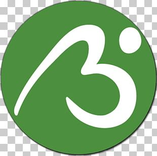 Logo Green Leaf Font PNG