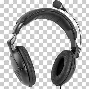 Headphones Defender Orpheus HN-898 Microphone Headset Computer PNG