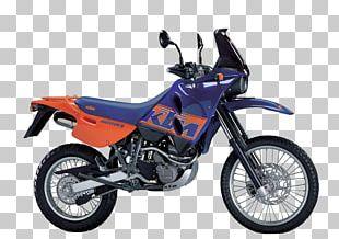 KTM 950 Super Enduro R 640 LC4 Motorcycle Adventure PNG