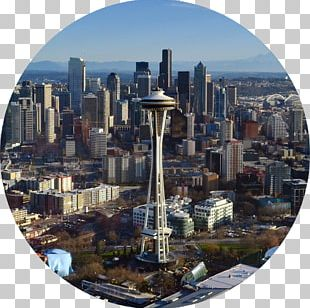 Skyline Seattle 0 City Dance PNG