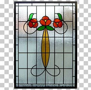 Stained Glass Symmetry Material Pattern PNG