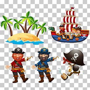 Captain Hook Piracy Euclidean Illustration PNG