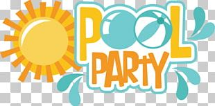 Party Swimming Pool Carson Pool RSVP PNG