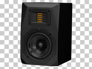 Subwoofer Studio Monitor Computer Speakers Sound Powered Speakers PNG