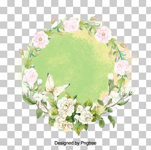Floral Design Flower Decorative Arts Wreath PNG