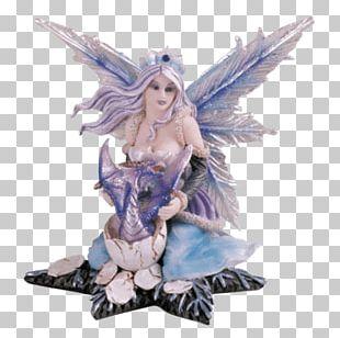 Fairy Figurine Pixie Statue Dragon PNG