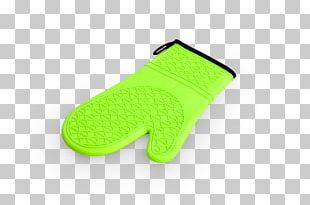 Oven Glove Green Kitchen Blue PNG